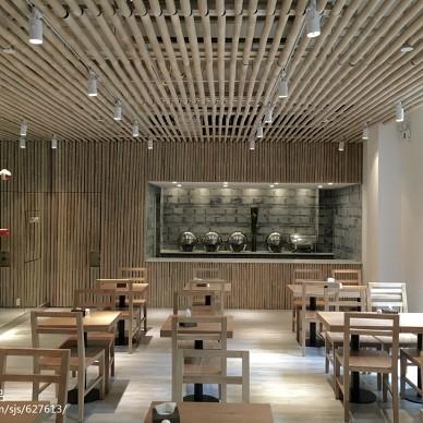 城市客棧餐廳設計