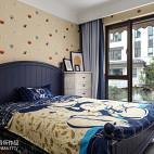 美式小男孩卧室