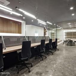 ELLE办公空间座位区