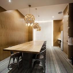 办公空间会议室吊灯