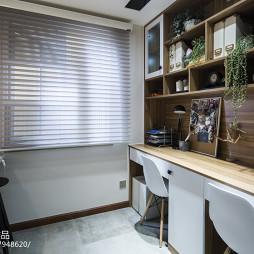 三居室书房设计