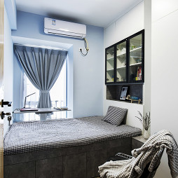 小户型榻榻米卧室设计