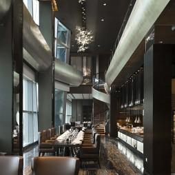 福州凯宾斯基大酒店餐饮区设计