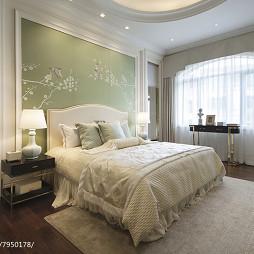 优雅别墅卧室
