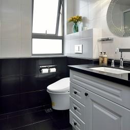 輕奢現代衛浴設計