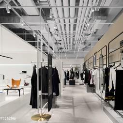 服装店展示架设计