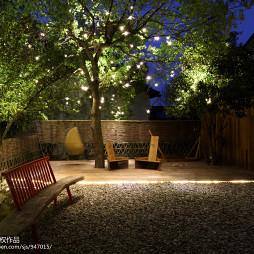 自建别墅花园设计
