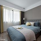 现代风格卧室吊灯