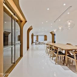 住宅别墅餐厅设计