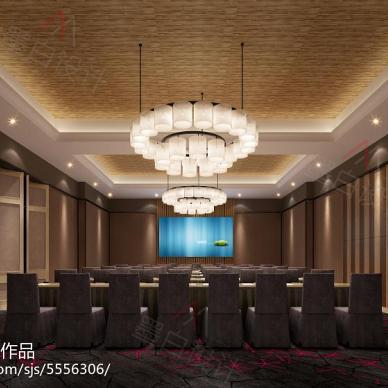 蓝海西餐厅、会议室项目_2702866