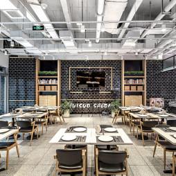 零售体验店餐饮空间设计