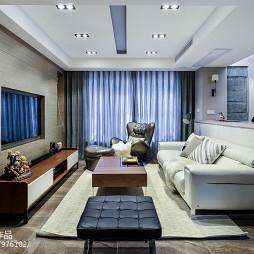 简约风格客厅地毯