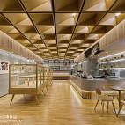 面包店吊顶设计