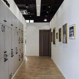商业展示空间走廊设计