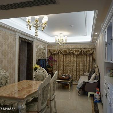 四季御园(欧式)住宅设计完成实景_2718417