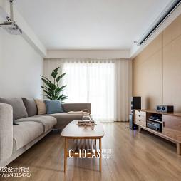 日式客厅设计案例图片