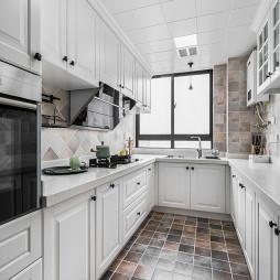 整洁美式厨房装修