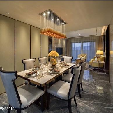 香港洪德成设计|前海东岸花园样板房 3_2724132