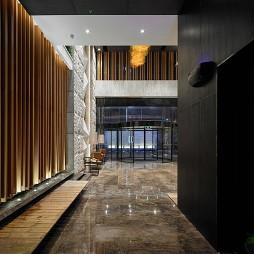 环保酒店过道设计