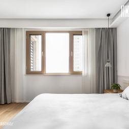 180㎡日式卧室装修效果图