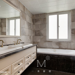 都市美式浴缸设计
