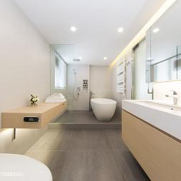 复式楼卫浴设计大全