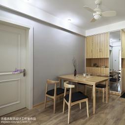 日式原木餐厅设计