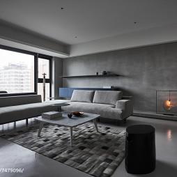 现代风格客厅地毯搭配
