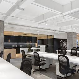 办公空间座位设计