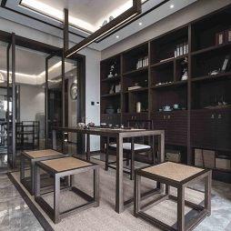 特色中式书房装修图片