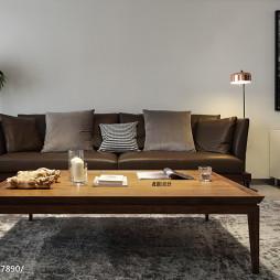 简约风格客厅沙发设计图