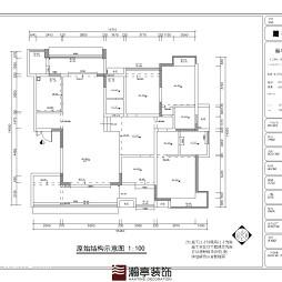 南康正源时代227大平层装修效果图案例_2773583