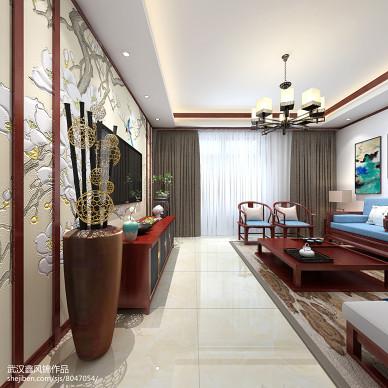 武汉市金色港湾中式风格_2774909