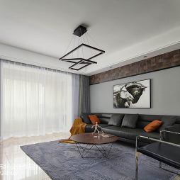 简约风格客厅家居装修效果图