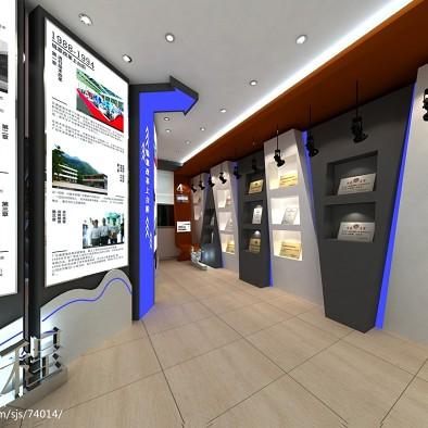 新隆新材荣誉展厅