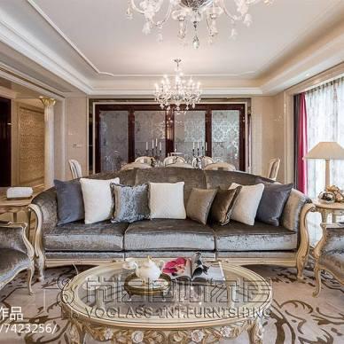 尚层国际家居 杭州家居装修设计 法式风格软装设计_2779678