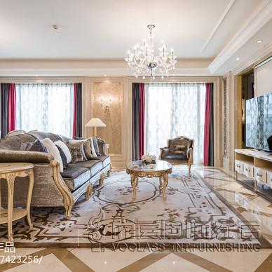 尚层国际家居 杭州家居装修设计 法式风格软装设计_2779679