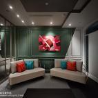 DORICIOUS餐厅休闲区装修设计图
