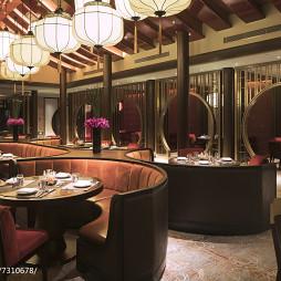 西安凯悦酒店中餐厅设计图
