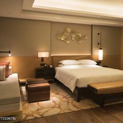 西安凯悦酒店客房设计图