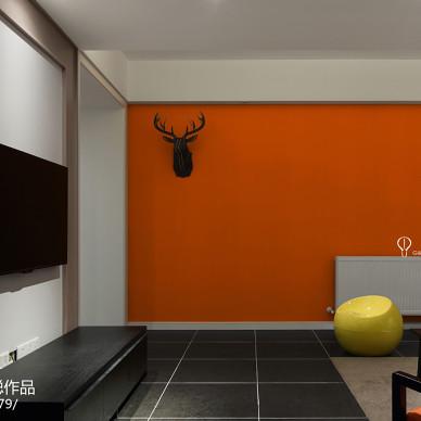 观至空间设计   橙_2787258