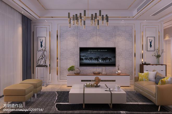 现代客厅设计_2792373