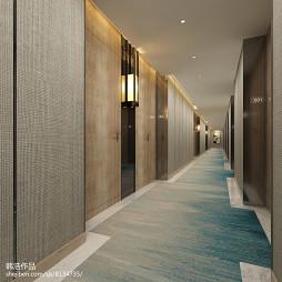 仁阁商务精品酒店设计_2798145