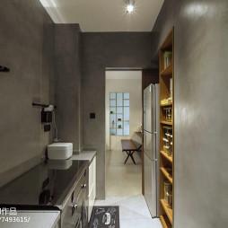 小空间现代厨房设计图