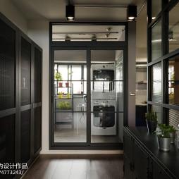 loft风格玄关设计图