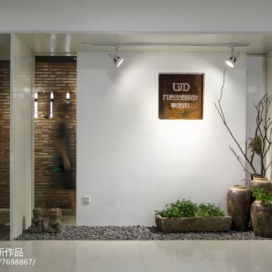 九格空间办公室设计图片