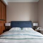 时尚新中式卧室设计图片