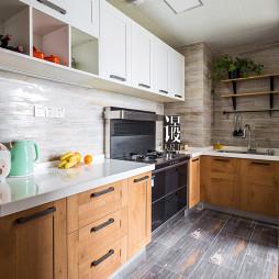 创意混搭风格厨房设计图片