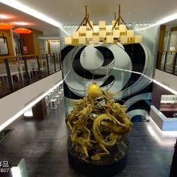 台湾台中雅风筑云餐厅设计_2813556