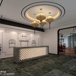 豪门红木展厅设计_2819206